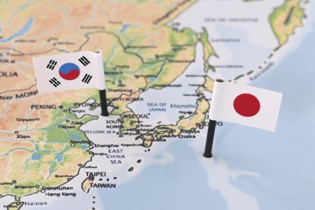 韓国 制裁 韓国 の 反応